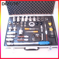 38 pieces set Common Rail diesel fuel injector Disassemble repair kits/tools for Removing and Installing