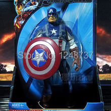The Avengers 7″ American Captain toys 18cm Action Figures Toy ,toys for kids,children toys,free shipping
