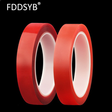 Super strong 0.5mm Thick 5-20MM *3M  Acrylic Adhesive Double Sided Tape for iphone Battery Phone Display Lens for car недорого