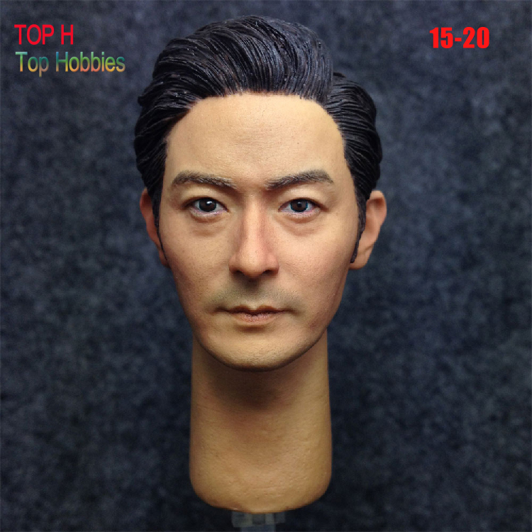 1/6 Head Sculpt KUMIK KM15-20 Male Figure Doll Headplay Fit 12 Inch Figuras De Coleccion Action Figure Gift Collection kumik kmf029 1 6 comic version catwoman with two head shape12inch male doll set of end product
