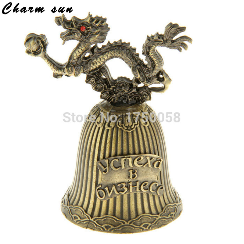Vintage home decor.animal bell.Russia.wed.home decoration crafts souvenirs metal crafts statue feng shui business is thriving