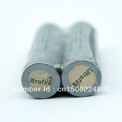2Pcs TrustFire 14500 3.6V 900mAh Rechareable Lithium Batteries with PCB
