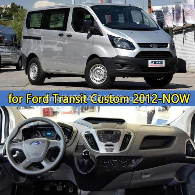0cfe9335e5 Dashmats car-styling accessories dashboard cover for Ford Transit Custom  2012 2013 2014 2015 2016 2017