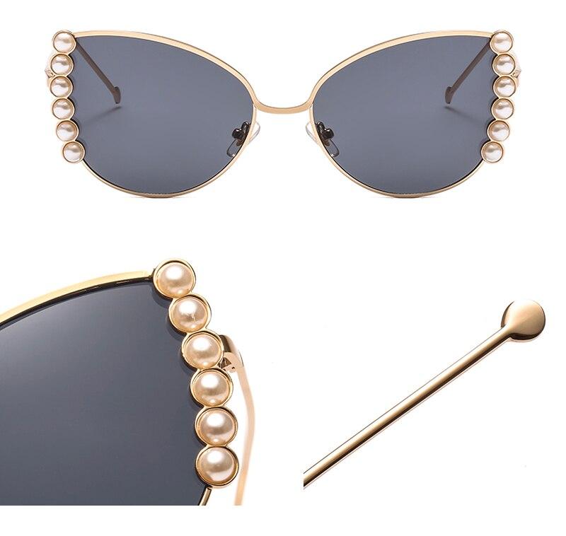 2019 Pearl Sunglasses Women Luxury detail (8)