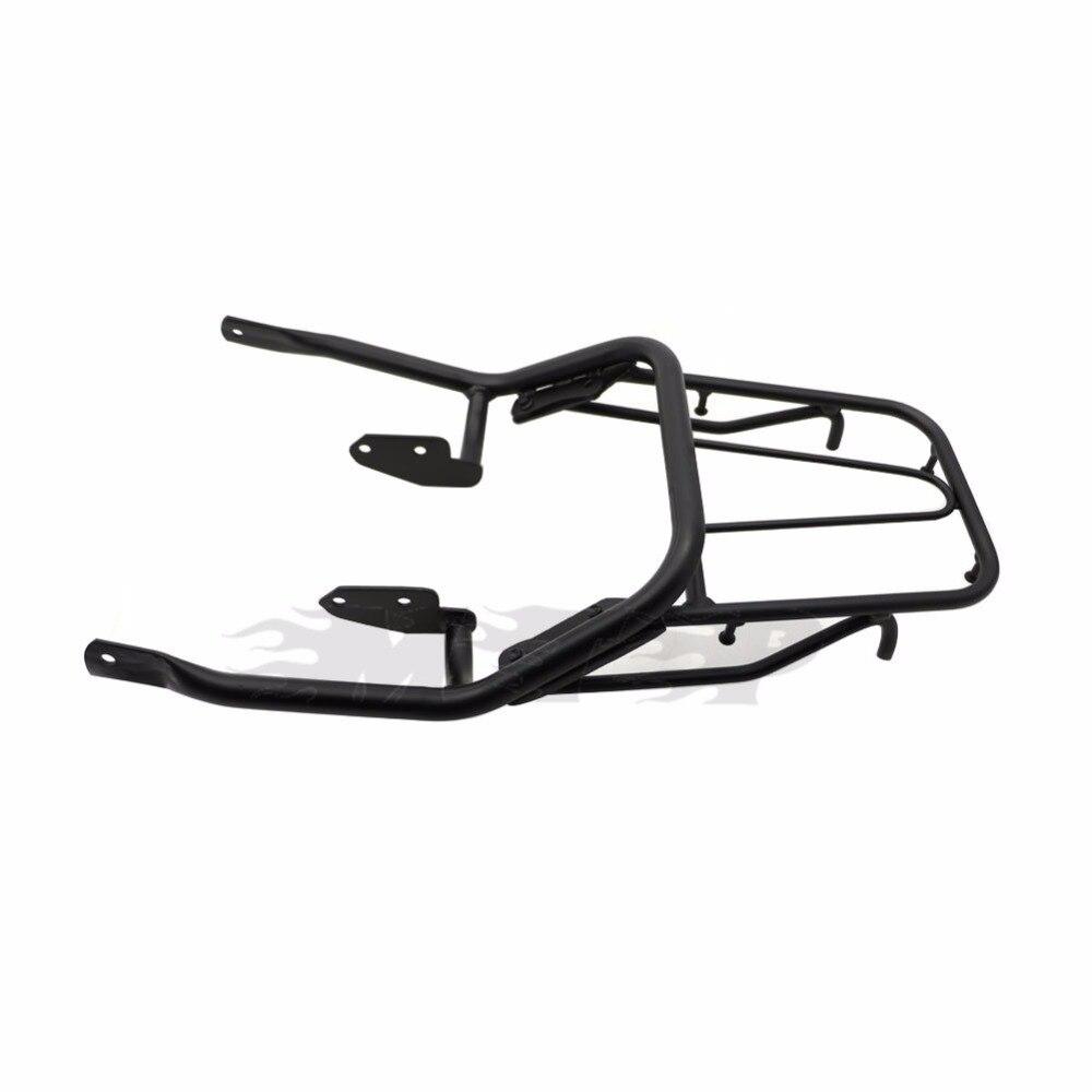 FTR223 Tail Rear Fender Luggage Rack Saddlebag Cargo Holder Shelf For Honda FTR 223 Motorcycle Frame