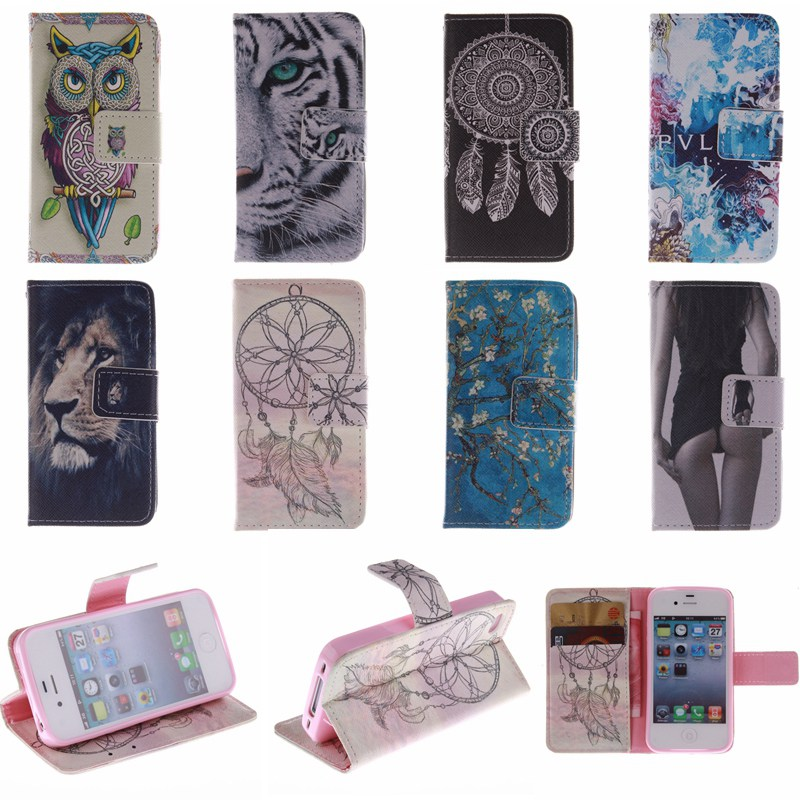 For Apple iphone 4S / 4 Case Newest Fashion Design