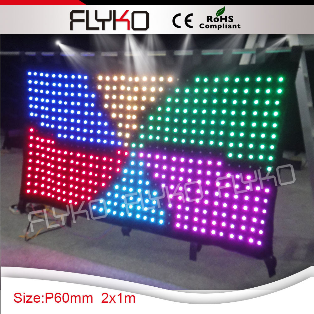 led video curtain 31