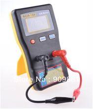 Автоматический выбор диапазона ESR Электролитический Конденсатор Низкоомный Метр Электронный Емкостный Сопротивление Тестер 0.01 до 100R Онлайн Тест MESR-100