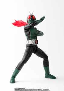 Image 4 - 100% Original BANDAI Tamashii Nations S.H.Figuarts (SHF) Exclusive Action Figure   Masked Kamen Rider 1 SAKURAJIMA ver.