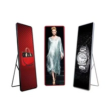 P2.5 indoor LED advertising machine store posters screen, led wall player, advertising display cabinet P2 P2.5 P3