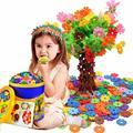 100 шт. Дети Строительные Блоки Блок Игрушки Снежинка Творческие Образовательные Детские Xmas Многоцветный Классический
