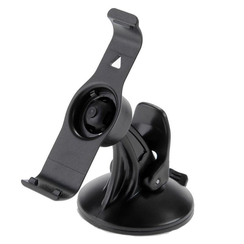 Adjustable 360-degree Rotating Suction Cup Car Mount Stand Holder for Garmin Nuvi 2515 2545 2500 2505 2555LMT 2595 360 degree rotary snake shaped wide car holder w suction cup for smartphones black