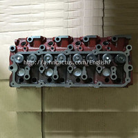 Iron casting complete cylinder head J2 for kIA Bongo/Besta 2665cc
