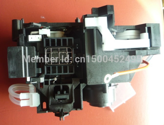 New and original Capping Station Ink Pump Assembly for EPSON 1420 1430 1500W Pumper assy INK SYSTEM ASSY Cleaning unit Assy new and original left ink system assy for epson pro 3890 3850 3800 3880 3890 holder assy ic