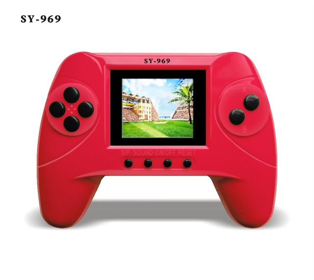 2015 hot new best christmas gifts for kids puzzle games handheld video games consoles
