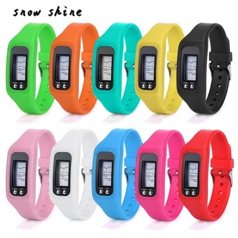 snowshine 10 Digital LCD Pedometer Run Step Walking Distance Calorie Counter font b Watch b font