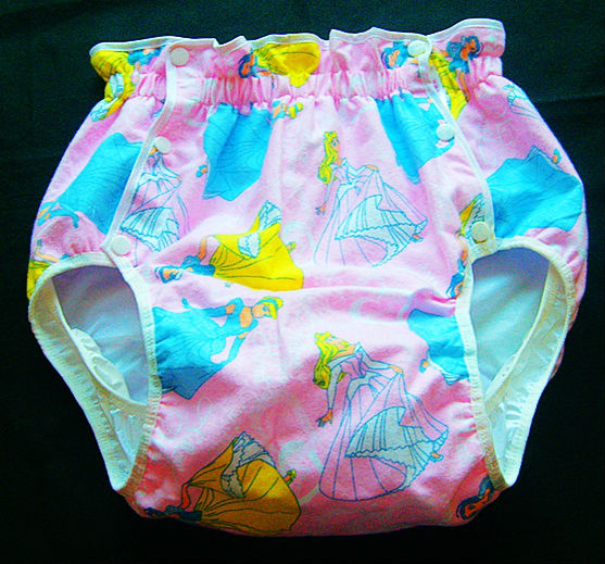 Agree with adult fancy diaper