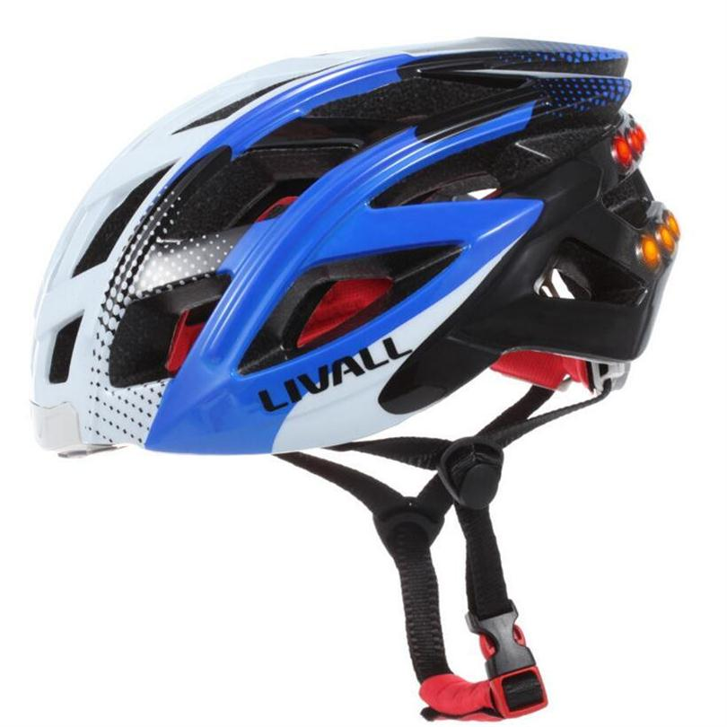 Wholesale !!Smart Helmet Intelligent Cycling Helmet Bicicleta Capacete Casco Ciclismo Para Ultralight Safety Helmet LIVALL moon cycling helmet ultralight bicycle helmet in mold mtb bike helmet casco ciclismo road mountain bike safty helmet
