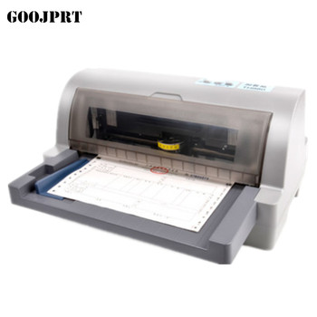 Free shipping A4 new needle type printers VAT invoices  express tax control ticket printers