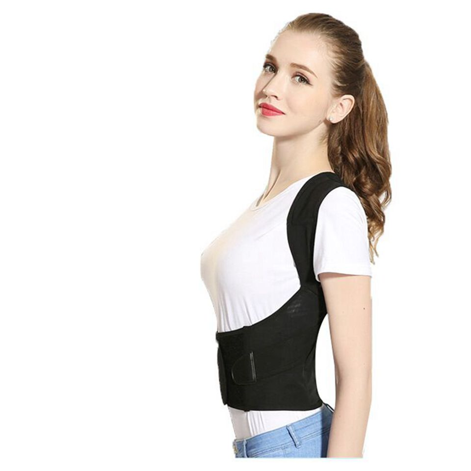Tlinna Posture Corrector Belt with Adjustable Dual Strap Design to Get Perfect and Confident Body Posture Suitable to Wear Under or Over Clothing 22