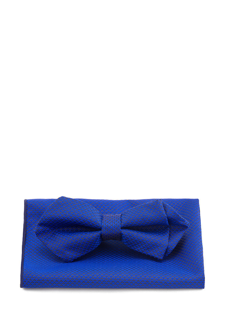[Available from 10.11] Bow tie male handkerchief CARPENTER Carpenter poly 3 blue 710 1 84 Blue 40pcs lot 3 inch high quality grosgrain ribbon hair bow tie with without clip kids hairpin headwear bowknot accessories hdj15