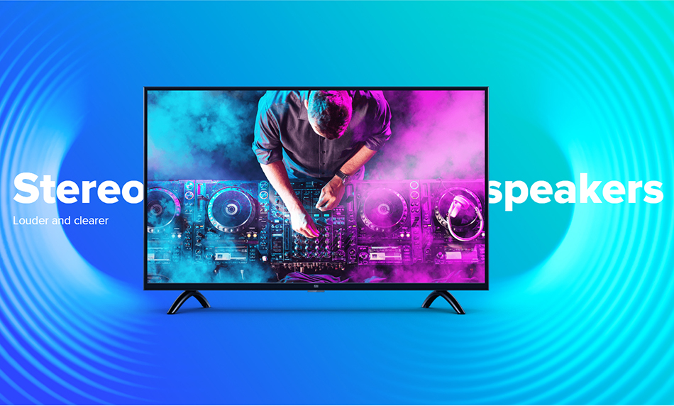 US $199 99 20% OFF|Global Xiaomi Smart TV pro 4A 32 inch 1366x768  Television 64 bit Quad core Artificial Intelligence HDMI WIFI 1G 8GB Game  Display-in