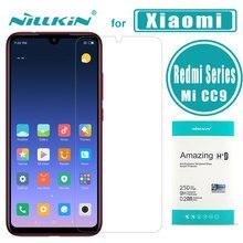 Для Xiaomi Redmi Note 7 6 5 Pro стекло Nillkin 9 H + Pro Закаленное стекло протектор экрана для Xiaomi CC9 Redmi k20 Pro 7A 7 6A стекло