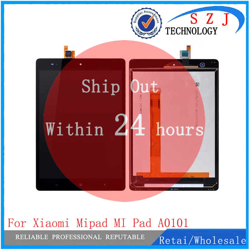 New 7.9 inch For Xiaomi Mipad MI Pad A0101 LCD display +TOUCH Screen digitizer MIUI Tablet PC Free Shipping new 7 inch lcd screen for asus memo pad tablet me172v me172 k0w touch screen digitizer with lcd display free shipping
