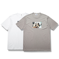 2017 Lover Print Fashion Hip Hop Street Short Sleeve T Shirt Men Clothing Summer Tee US