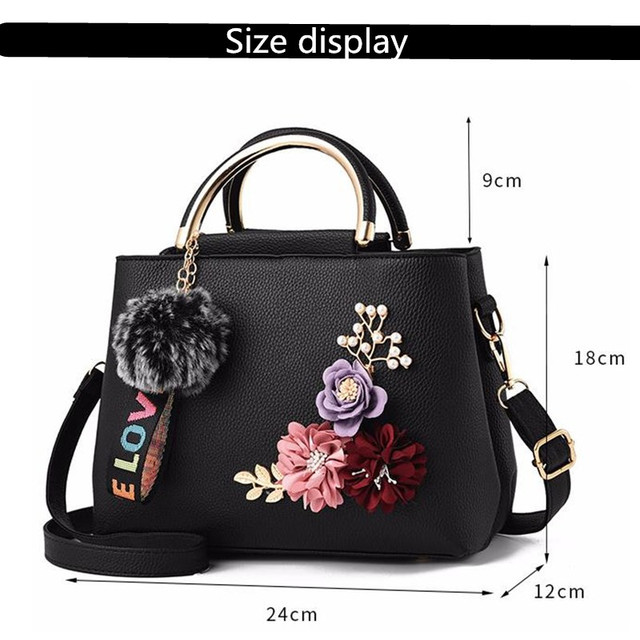 Women's Tote Leather Clutch Bag