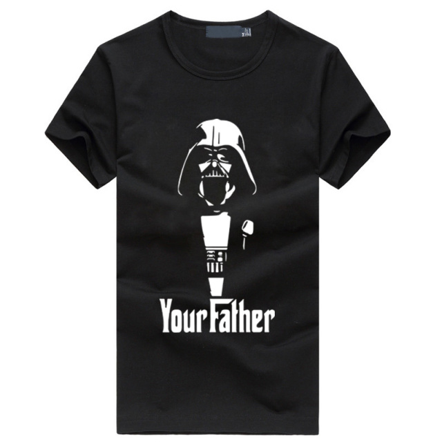 Star Wars Men T-Shirt – Your Father
