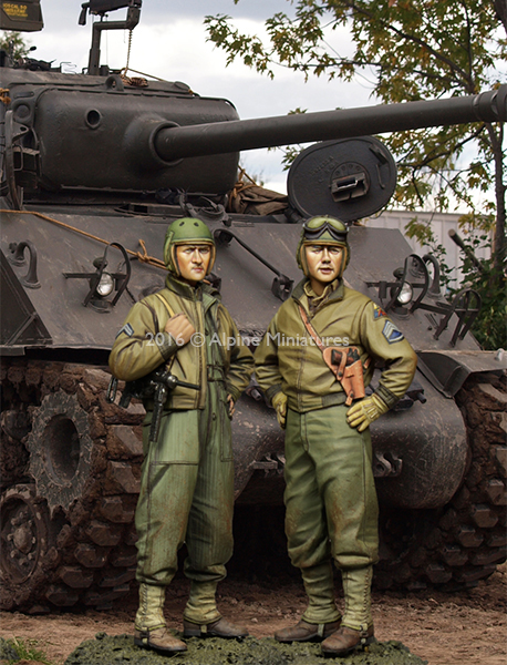 1:35 US 3rd Armored Division Set