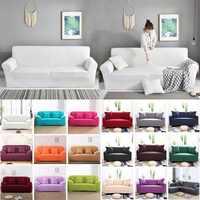 Sofa Abdeckung für Wohnzimmer Elastizität Nicht-slip Couch Schutzhülle Universal Spandex Fall für Stretch Sofa Abdeckung 1/ 2/3/4 sitzer