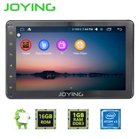 Joying Android 6.0 GPS Navigation Universal Single 1 DIN 8