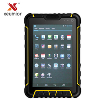 7'' Android IP67 Waterproof Industrial Tablet with 4G WIFI BT GPS CCD Barcode Scanner LF NFC UHF RFID Reader Fingerprint ls7s uhf handheld 7 android industrial mobile terminal pda uhf nfc reader with 3g gps bluetooth ls7 uhf