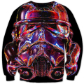 New Fashion Mens/Womens Star Wars Stormtrooper 3D Print Casual Sweatshirt  S M L XL XXL 3XL 4XL 5XL