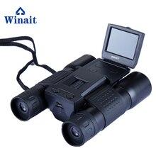 "Best price Winait HD 720P digital video camera /binocular digital telescope camera with 2.0"" TFT display free shipping"