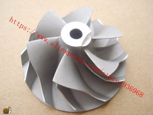 TD04 Turbo Compressor Wheel 39.8mm*51mm supplier by  AAA Turbocharger parts