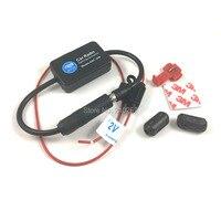 Free Shipping 10pcs 25 30dbi ANT 208 Car Antenna Radio FM Signal Amp Amplifier Booster