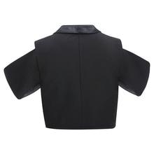 Women's Plus Size Slim Shawl Collar Blazer