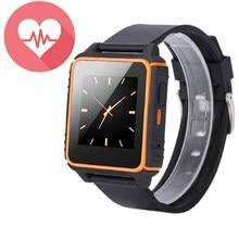 W08 smart watch pulsmesser armbanduhr 2g gsm nano-sim-karte ip68 schwimmen wasserdichte smartwatch intelligente sport uhr
