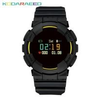 V587 Heart Rate Smart Watch Pulse Blood Pressure Smart Bracelet to Swimming Diving Waterproof Wristwatch For Outdoor Sport