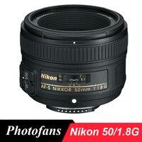 Nikon 50 1 8G AF S Nikkor 50mm F 1 8G Lens For Nikon D3000 D3100