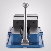 6 Inch Jaw Width Milling Drilling Machine Lock Down Vise Bench Clamp