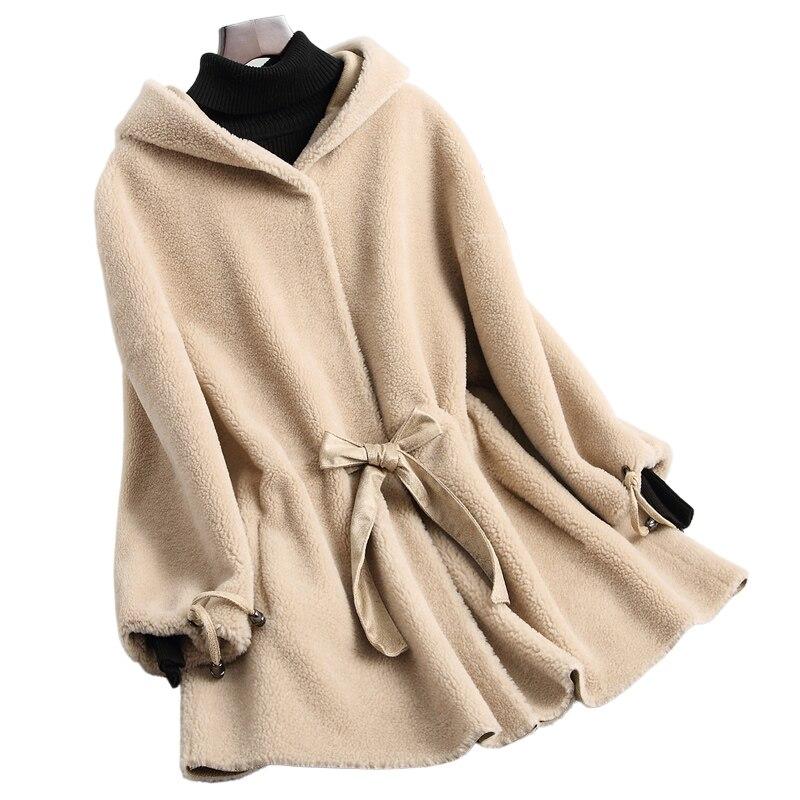 Abrigo de mouton