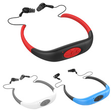8GB Fashionable Waterproof Sport Stereo MP3 Player with FM Radio For Swimming Surfing