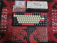 Keycool 84 bluetooth механическая клавиатура cherry mx ясно Настенные переключатели беспроводной игры mini84 BT 4,0 клавишные колпачки из ПБТ