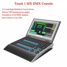 Professional Touch 1 MX DMX Controller DJ Equipment DMX 512 Console Stage Light For LED Par Moving Head Spotlights DJ Controlle 192 dmx stage lighting dj equipment console for led par moving head spotlights