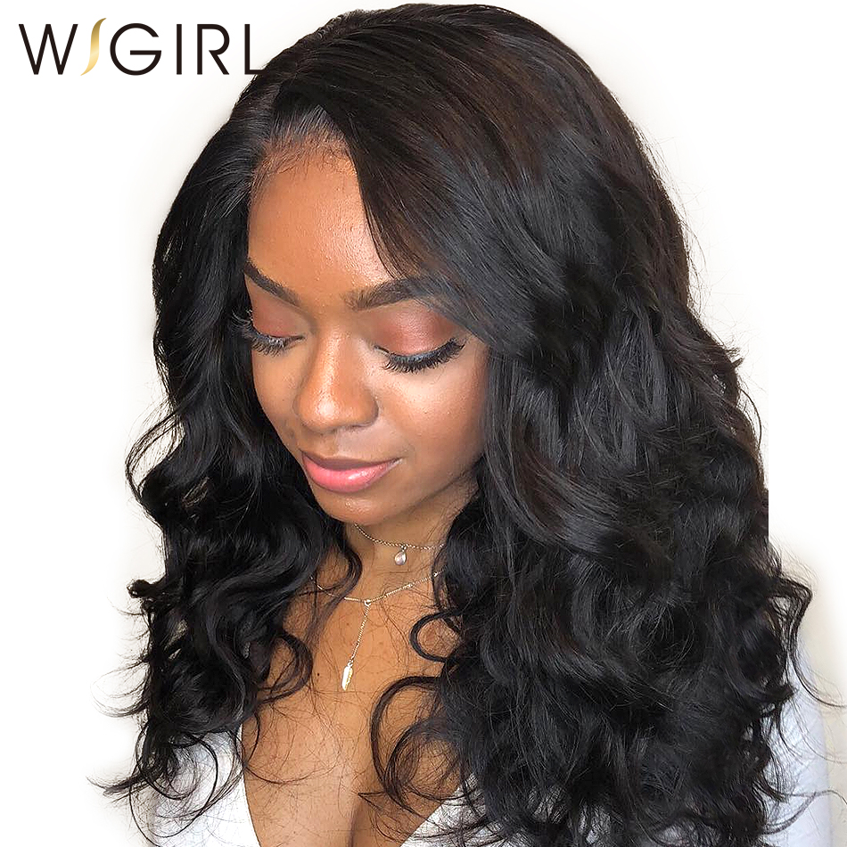 Wigirl Hair 360 Lace Frontal Wig Pre Plucked With Baby