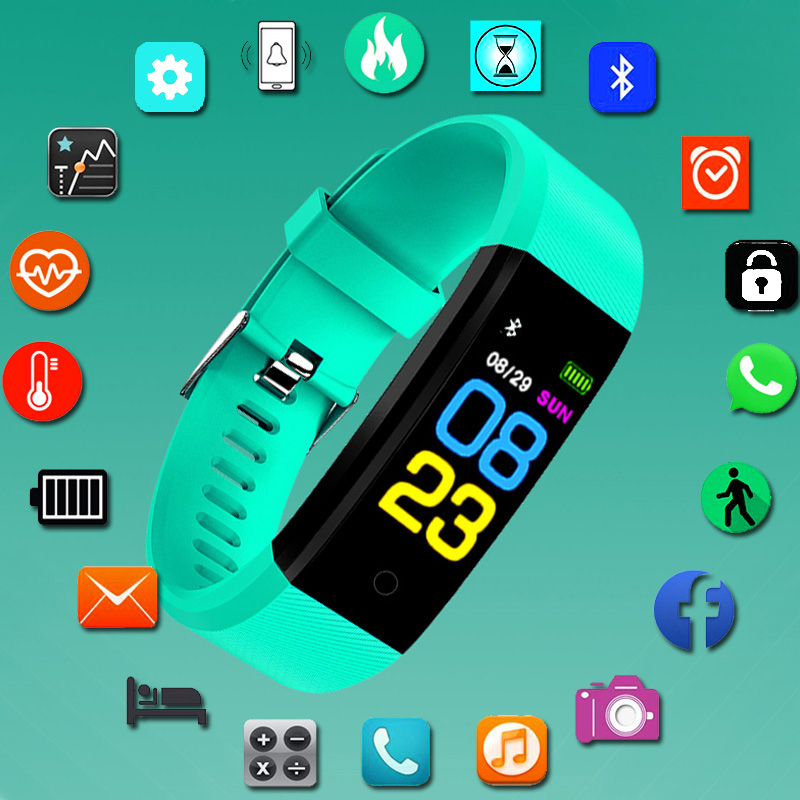 Fashion Sport Watch Children Watches Kids For Girls Boys Students Wrist Clock Electronic LED Digital Child Wristwatches Reloges